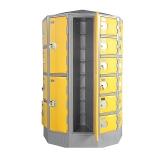 Toppla ABS HEDP Plastic Locker Manufacturer Co., Ltd Image 1
