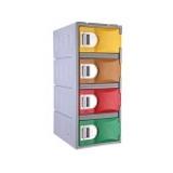 Toppla ABS HEDP Plastic Locker Manufacturer Co., Ltd Image 3