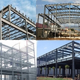 Steel Structure Buildings, Metal Building, Warehouse,Workshop Image 2
