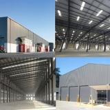 Steel Structure Buildings, Metal Building, Warehouse,Workshop Image 4