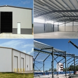 Steel Structure Buildings, Metal Building, Warehouse,Workshop Image 5